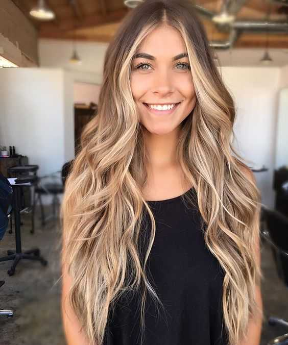 Ombre blonde full lace human hair wigs- edw3505