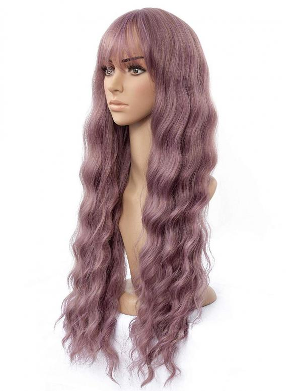 Ombre Lolita Cosplay Wigs Wefted Cap Wigs- edw4001
