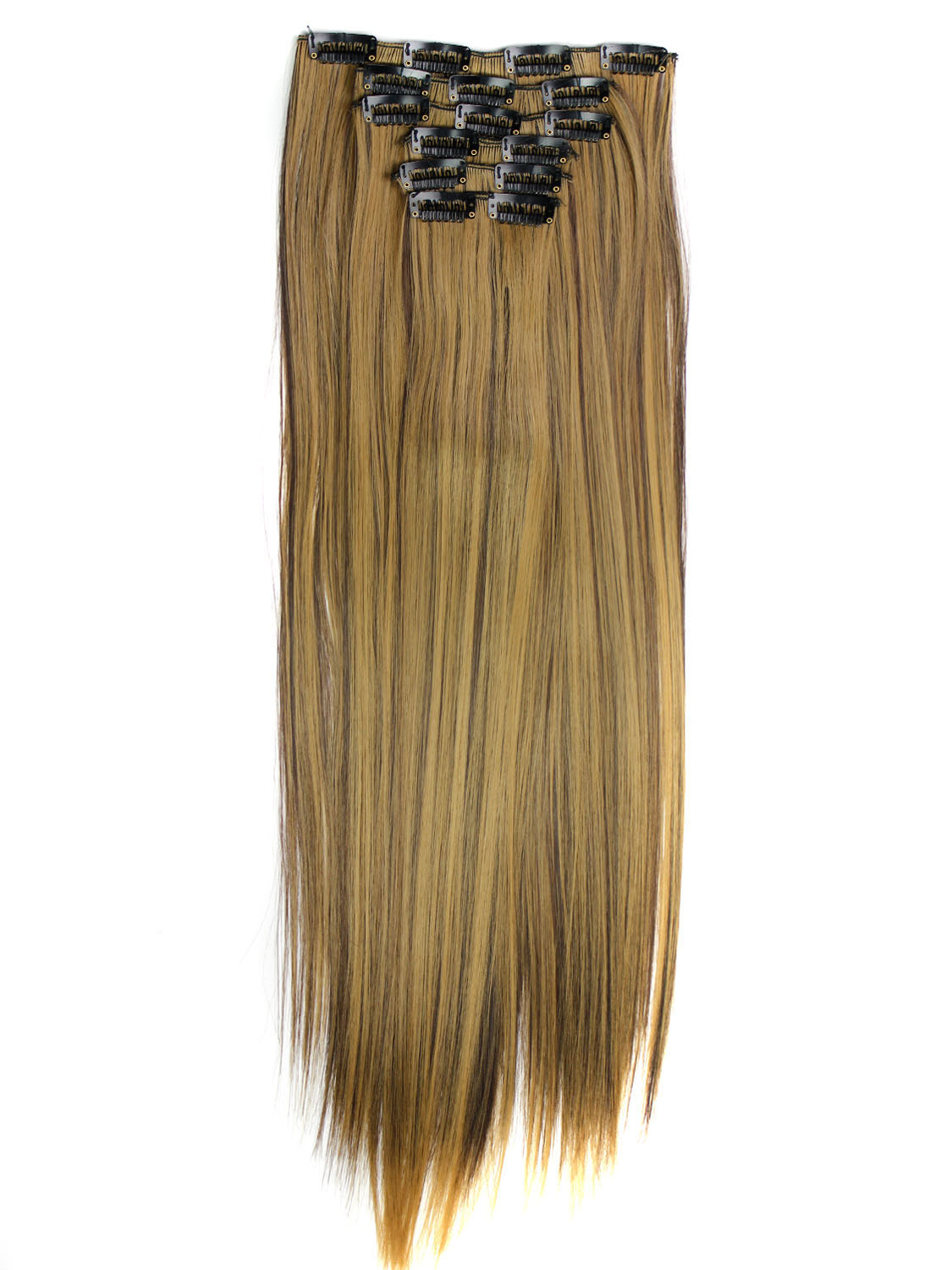 long Straight Stocking Cosplay Wig with Bang - edw4010