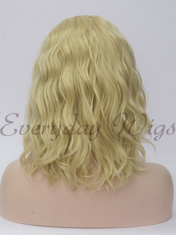 "14"" Ombre Short Wefted Cap Cosplay Wigs(Multi-Color) - edw4019"
