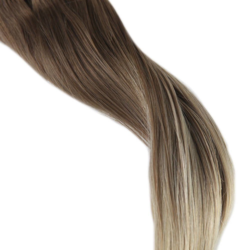 Ombre Balayage Clip in Hair Extensions (8/60)-edw5002