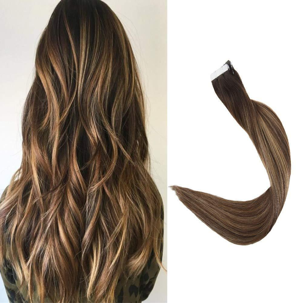 Ombre Tape in Hair Extensions (2/3/27)-edw5005 - Click Image to Close