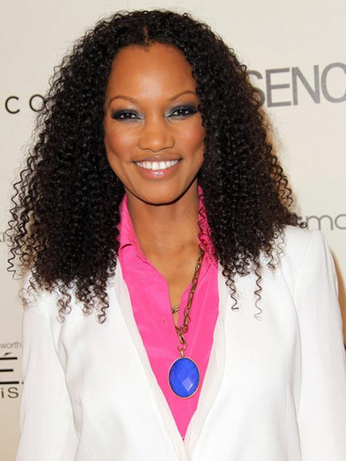 Garcelle Beauvais Curl Human Hair Lace Wigs-edw7007 - Click Image to Close