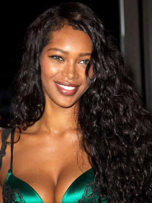Jessica White Curly Human Hair Lace Wigs-edw7010