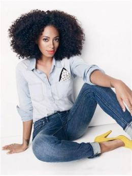 Solange Curly Human Hair Lace Wigs-edw7015